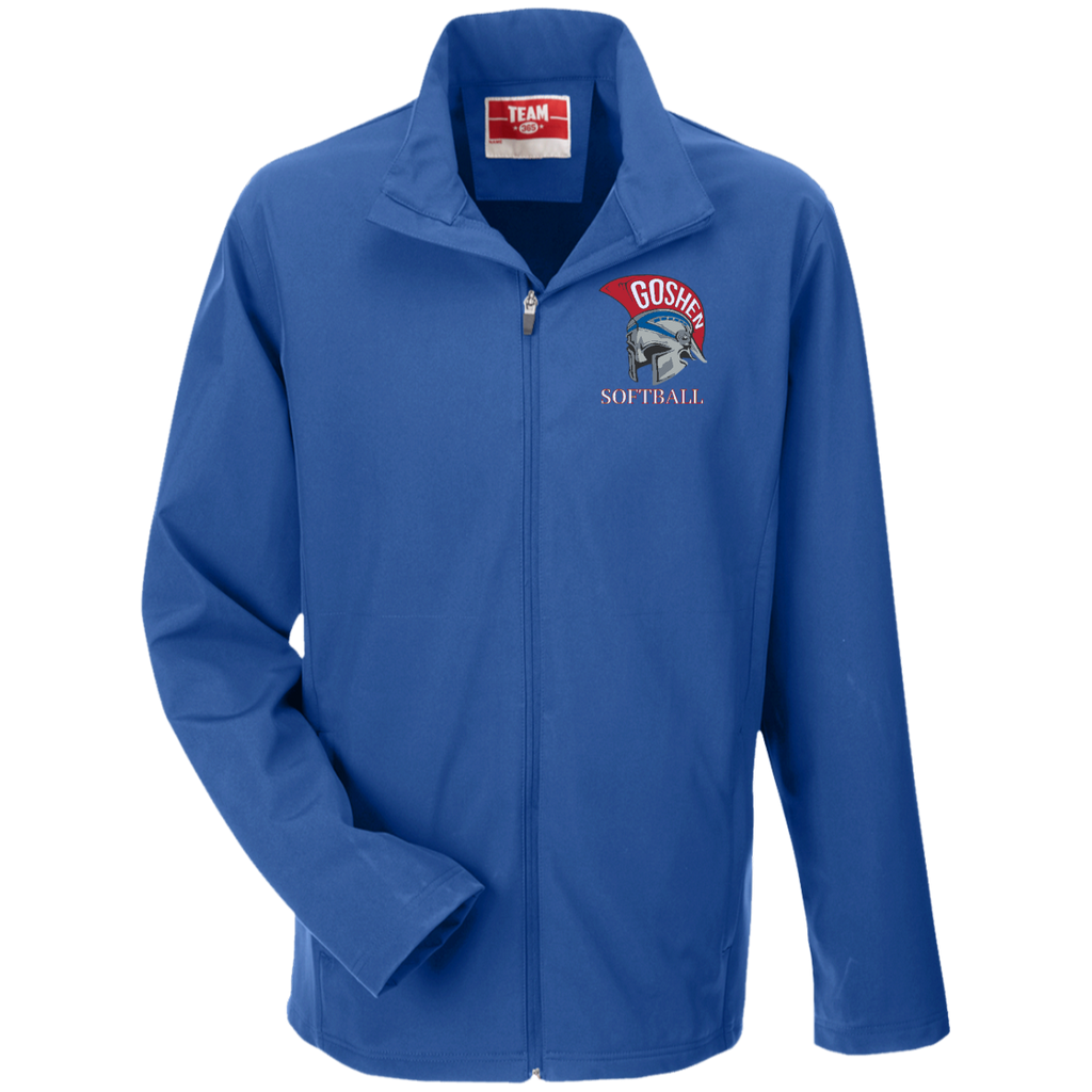 Men's Soft Shell Jacket - Goshen Softball
