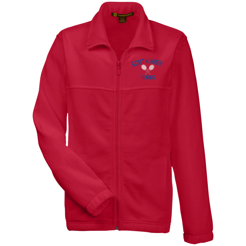 Youth Full-Zip Fleece - South Glens Falls Tennis