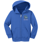 CAR78TZH Precious Cargo Toddler Full Zip Hoodie