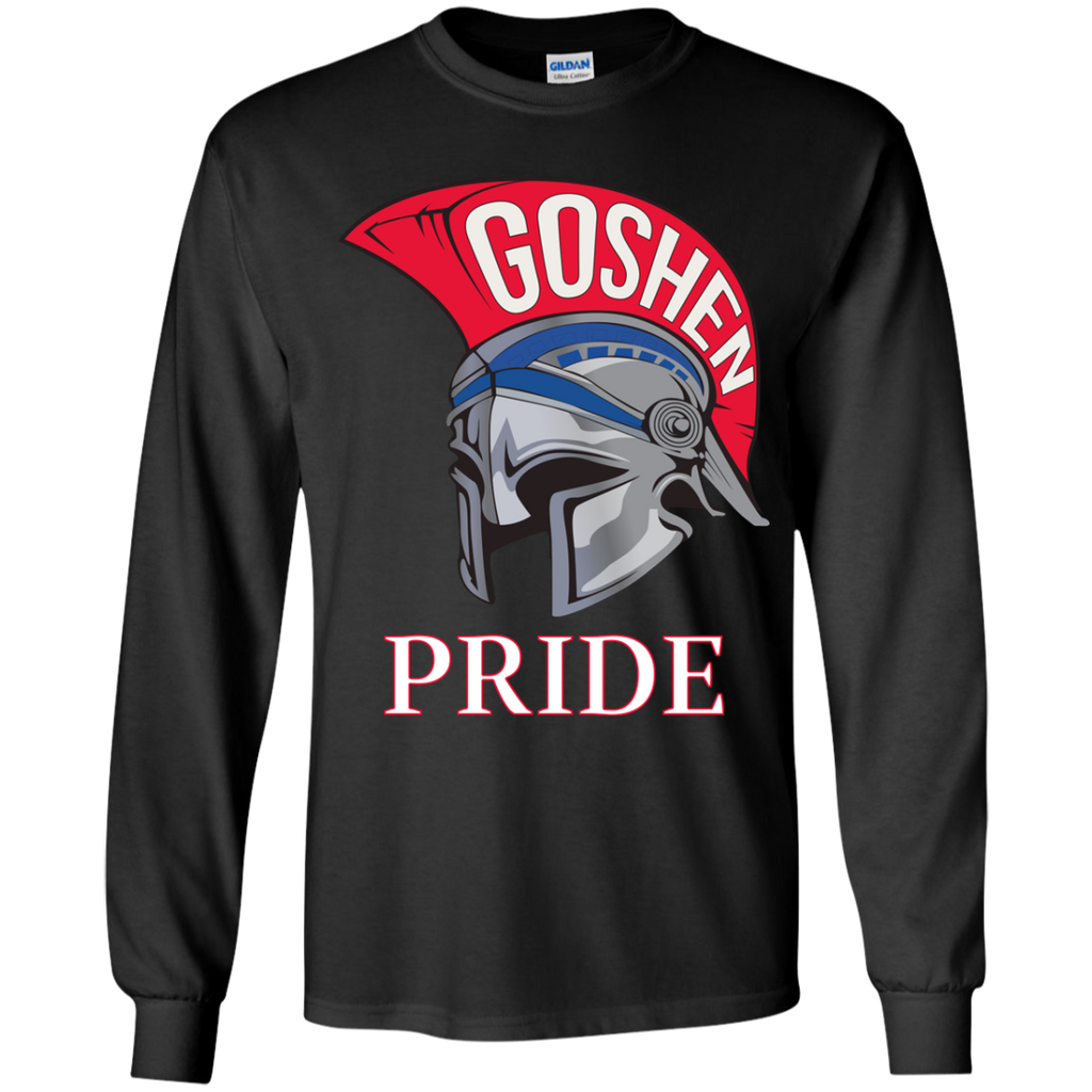 Youth Long Sleeve T-Shirt - Goshen Pride