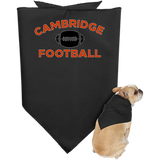 Doggie Bandana - Cambridge Football