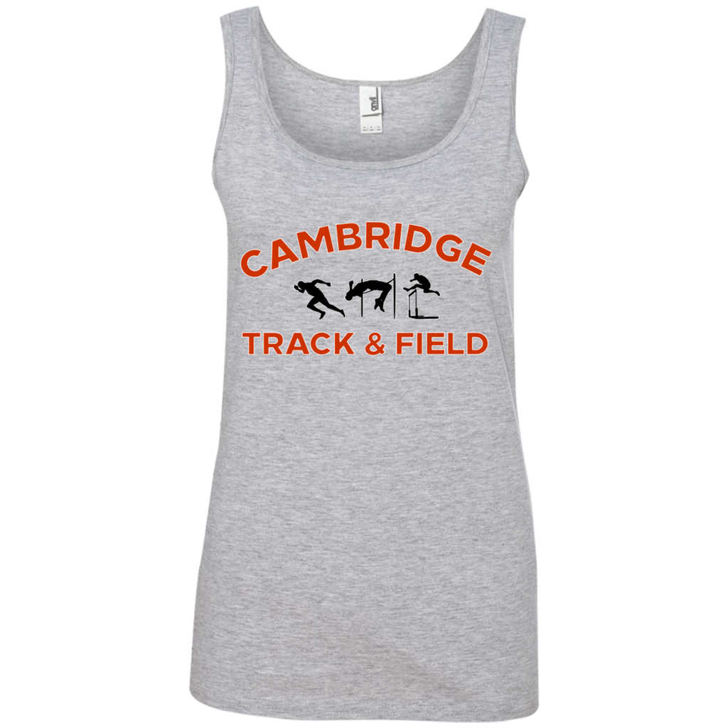 Women's Tank Top - Cambridge Track & Field