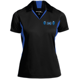Women's Moisture Wicking Polo - Middletown Unified Basketball