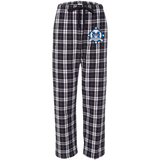 Youth Flannel Pants - Middletown Baseball - Diamond Logo