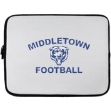 Laptop Sleeve - 13 inch - Middletown Football