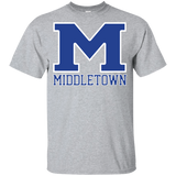 Youth Cotton T-Shirt - Middletown
