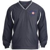 Youth Colorblock V-Neck Pullover - South Glens Falls Soccer
