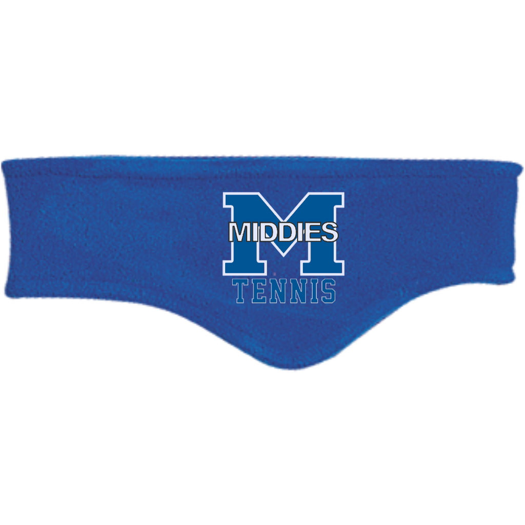 Fleece Headband - Middletown Tennis