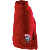 Large Fleece Blanket - Goshen Volleyball