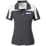 Women's Solid Polo - Middletown Wrestling