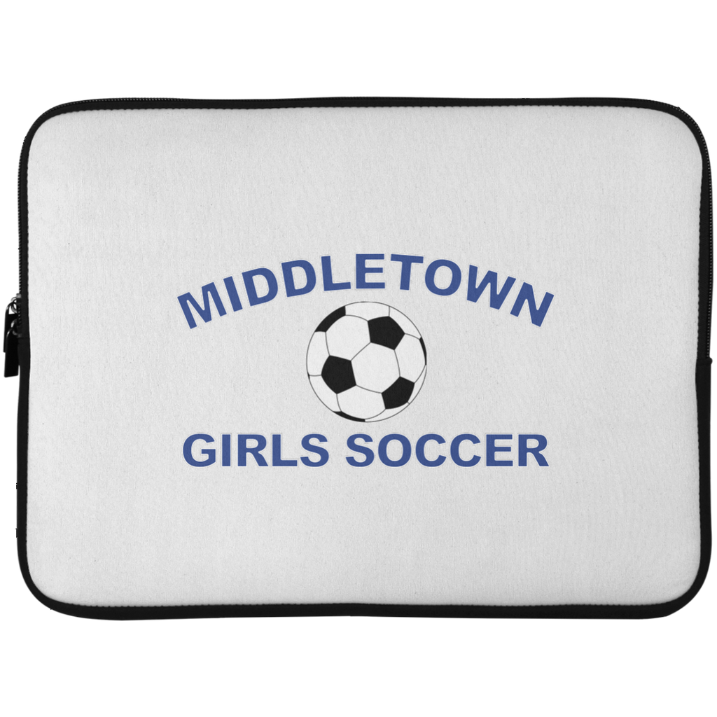 Laptop Sleeve - 15 Inch - Middletown Girls Soccer