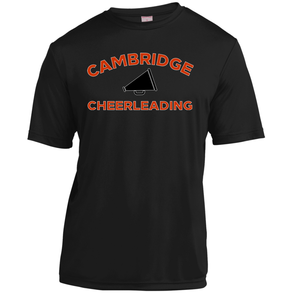 Youth Moisture Wicking T-Shirt - Cambridge Cheerleading