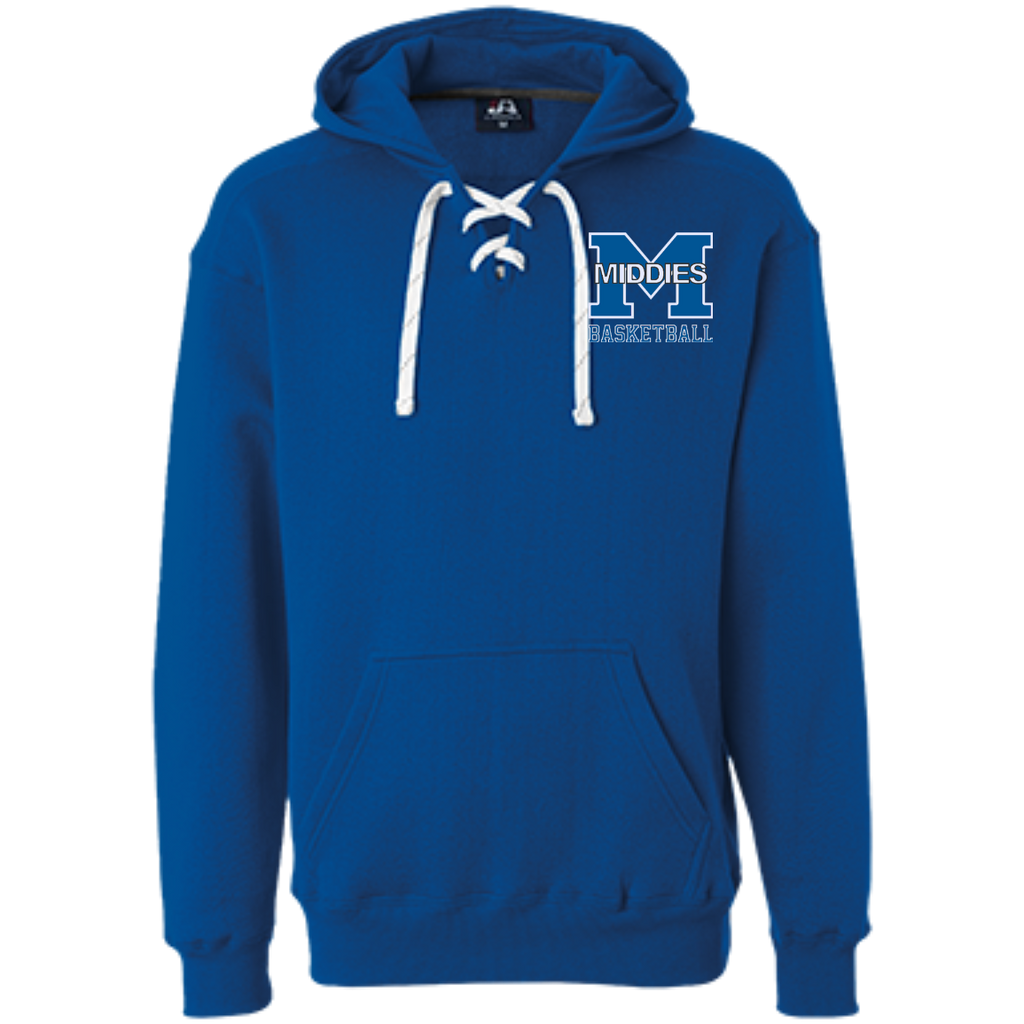 Sport Lace Hooded Sweatshirt - Middletown Girls Basketball