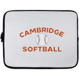 Laptop Sleeve - 13 inch - Cambridge Softball