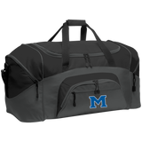 Large Duffel Bag - Middletown Block