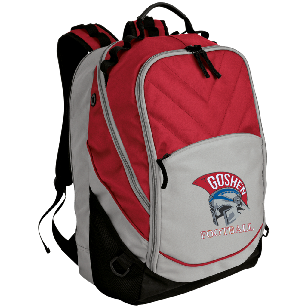 Small Laptop Backpack - Goshen Football