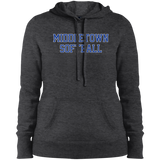 Women's Hooded Sweatshirt - Middletown Softball - Block Logo