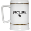 22 oz. Stein - South Glens Falls Bulldogs