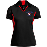Women's Moisture Wicking Polo - South Glens Falls Soccer