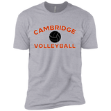 Men's Premium T-Shirt - Cambridge Volleyball