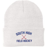 Knit Winter Hat - South Glens Falls Field Hockey