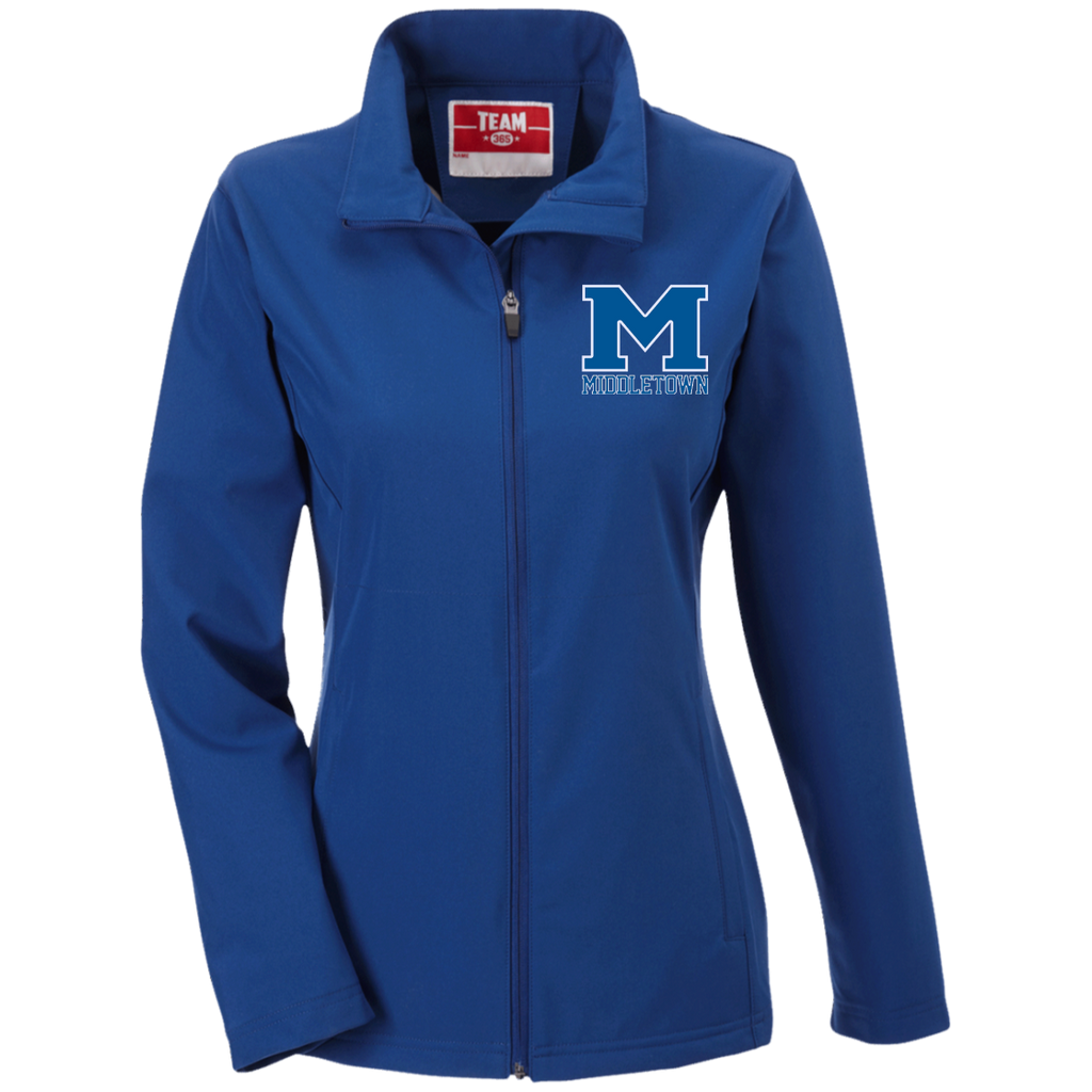 "Women's Soft Shell Jacket - Middletown ""M"""