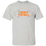 Men's Cotton T-Shirt - Corinth Football