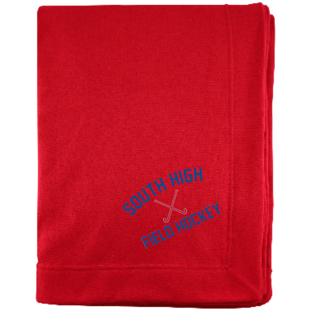 Sweatshirt Blanket - South Glens Falls Field Hockey