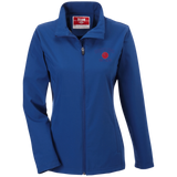 Women's Soft Shell Jacket - South Glens Falls Bowling