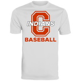 Men's Moisture Wicking T-Shirt - Cambridge Baseball - C Logo