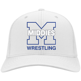 Twill Hat - Middletown Wrestling