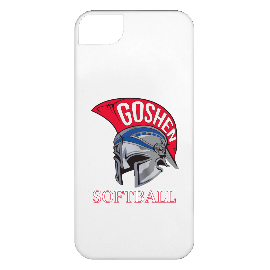 iPhone 5 Case - Goshen Softball