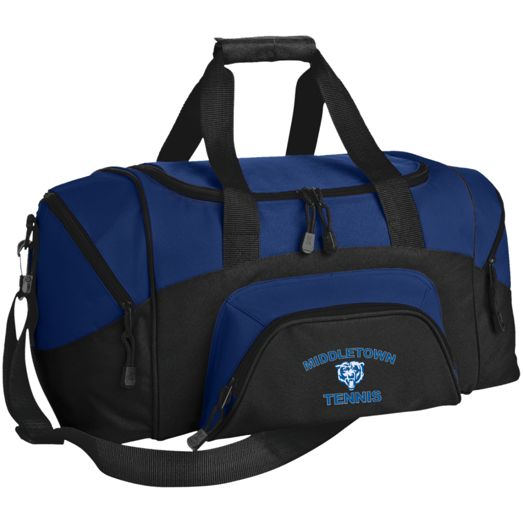 Small Duffel Bag - Middletown Tennis - Bear Logo