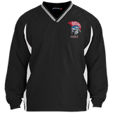 Youth Colorblock V-Neck Pullover - Goshen Golf