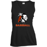 Women's Moisture Wicking Tank Top - Cambridge Baseball - Indian Logo