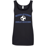 Women's Tank Top - Middletown Girls Soccer