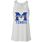 Women's Racerback Tank Top - Middletown Tennis