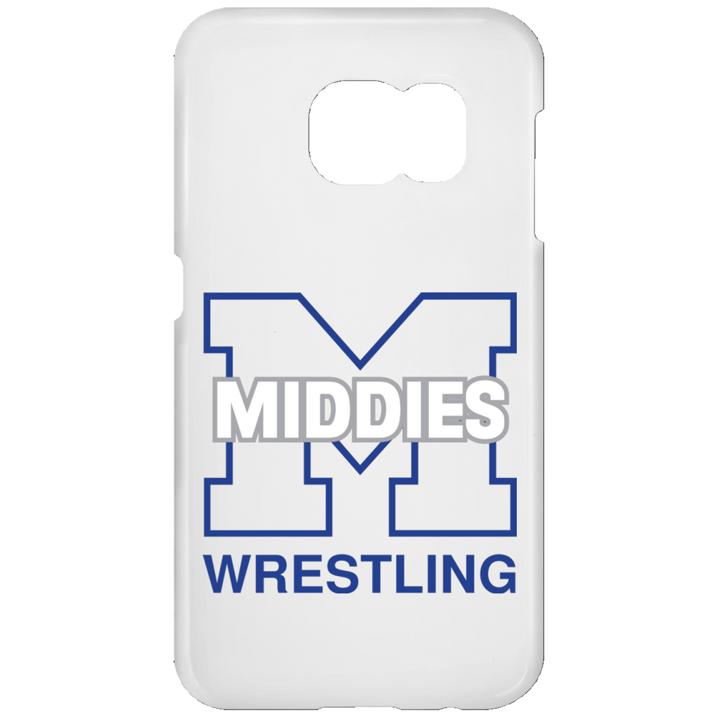 Samsung Galaxy S7 Phone Case - Middletown Wrestling