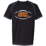 Champion Dri-Fit T-Shirt - Corinth Football