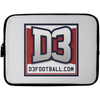Laptop Sleeve - 10 inch - D3Football.com
