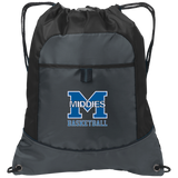 Drawstring Bag with Pocket - Middletown Girls Basketball