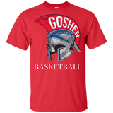 Youth Cotton T-Shirt - Goshen Basketball