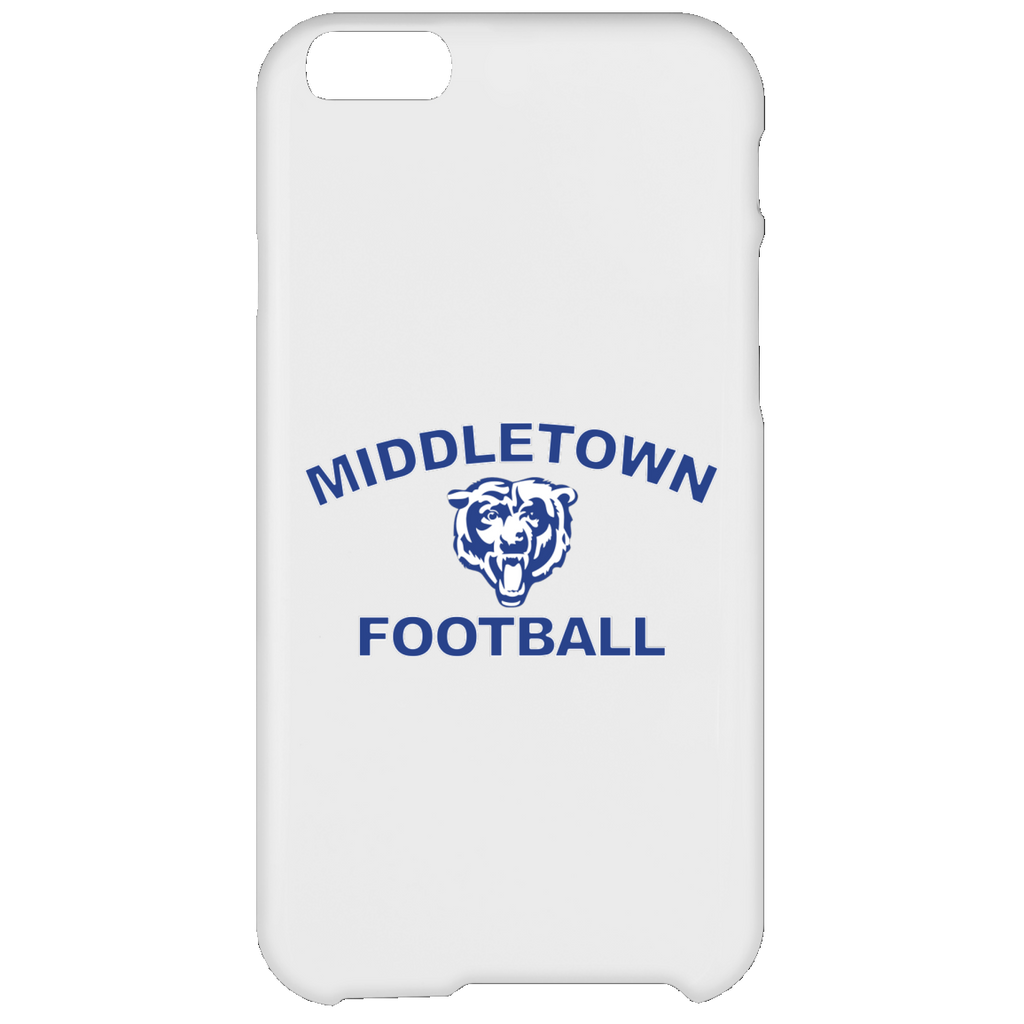 iPhone 6 Plus Case - Middletown Football