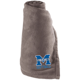 Large Fleece Blanket - Middletown Softball