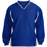 Youth Colorblock V-Neck Pullover - South Glens Falls Golf