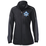 Women's Colorblock Windbreaker - Middletown Baseball - Diamond Logo