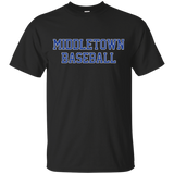 Men's Cotton T-Shirt - Middletown Baseball