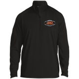Men's Performance Quarter Zip Sweatshirt - Corinth Football