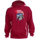 Colorblock Hooded Sweatshirt - Goshen Helmet