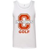 Men's Tank Top - Cambridge Golf - C Logo
